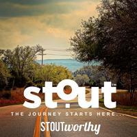 Logo for Stout Magazine